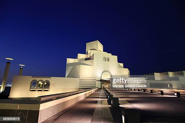CONTENT] Is a museum located in the Qatari capital Doha and designed by architect I M Pei The museums interior gallery spaces were designed by a team...