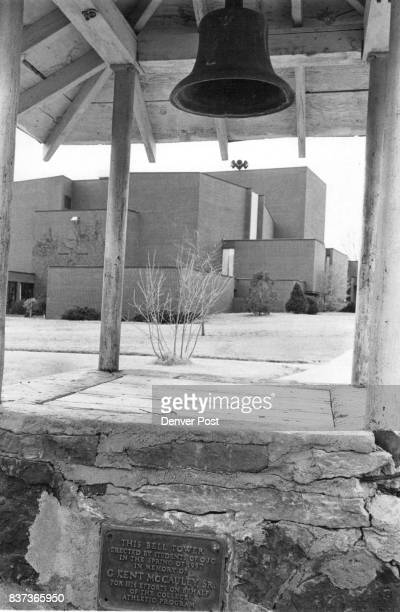 JAN 29 1981 FEB 14 1981 FEV 15 1981 ***** is a view of the Otero Junior College Humanities Building one of the newest structures on that campus in La...
