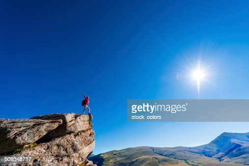 is all about reaching the top