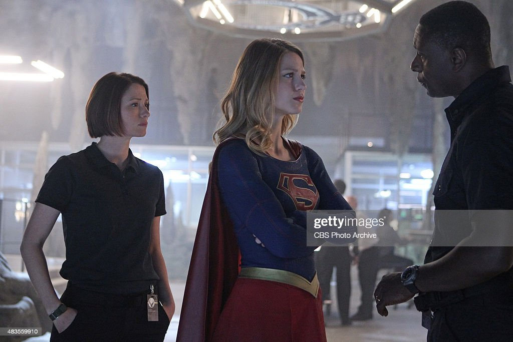 SUPERGIRL is CBS's new actionadventure drama based on the DC COMICS' character Kara ZorEl Superman's cousin who after 12 years of keeping her powers...
