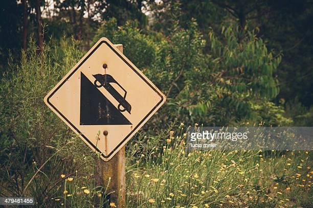 Is dangueros drive downhill