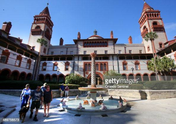 'F' is for Flagler College The renowned liberalarts college also known for its beautiful architecture and is open for public viewing as seen Feb 25...