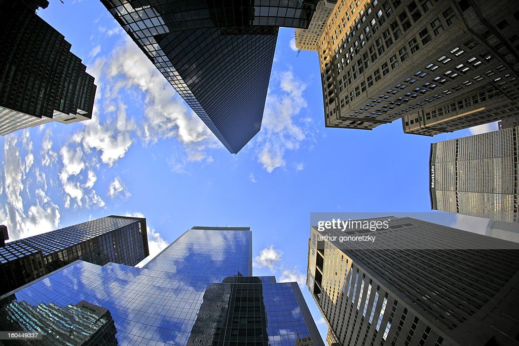 Is the sky the limit? : Stock Photo