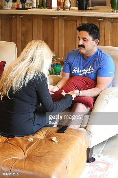SUNSET 'Is This 40' Episode 314 Pictured Reza Farahan