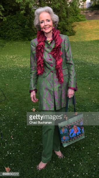 Isa Graefin von Hardenberg seen during the 2017 Henry A Kissinger Prize at the American Academy in Berlin on June 20 2017 in Berlin Germany