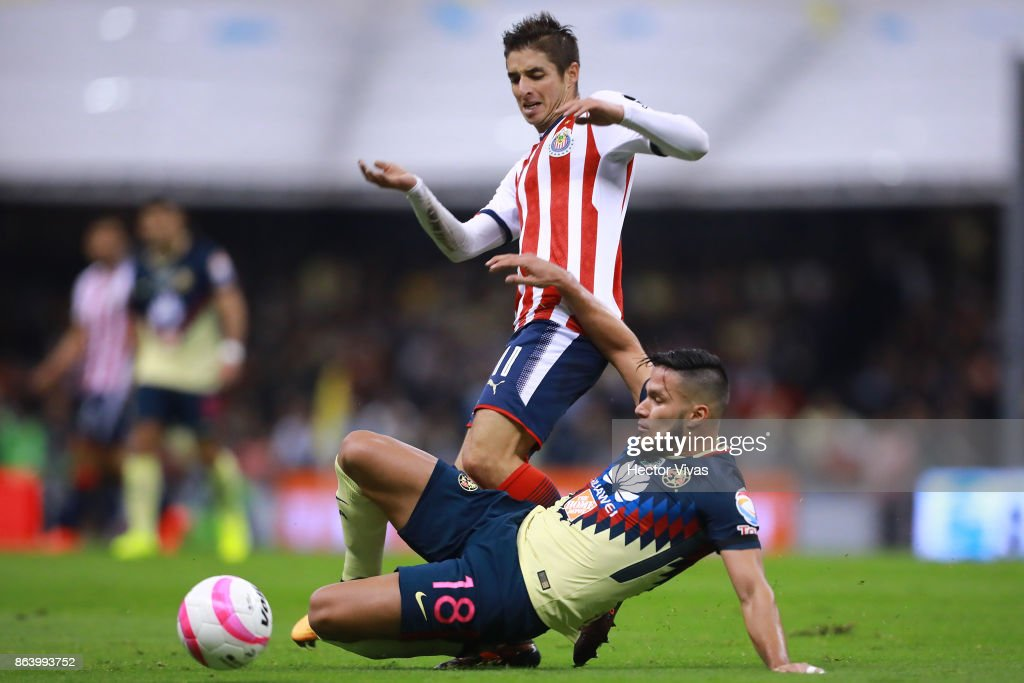 America v Chivas - Torneo Apertura 2017 Liga MX