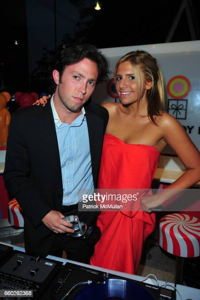 Isaac Flanagan and Jessie Della Femina attend ASSOCIATION to BENEFIT CHILDREN hosts COCKTAILS IN CANDYLAND at Dylan's Candy Bar on June 18 2009 in...