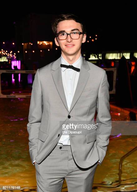 Isaac Hempstead Wright at Entertainment Weekly's annual ComicCon party in celebration of ComicCon 2017 at Float at Hard Rock Hotel San Diego on July...