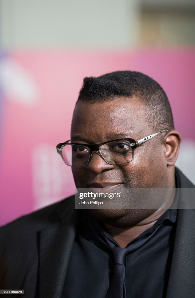 Isaac Julien attends the BFI London Film Festival programme launch at Odeon Leicester Square on August 31, 2017 in London, England.