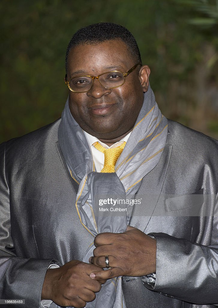 Isaac Julien attends the Zeitz Foundation and ZSL gala at London Zoo on November 22, 2012 in London, England.