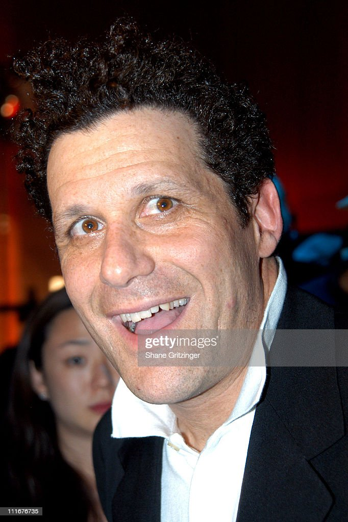 Isaac Mizrahi during Isaac Mizrahi High / Low Fall 2004 Fashion Show at Cipriani in New York City, New York, United States.