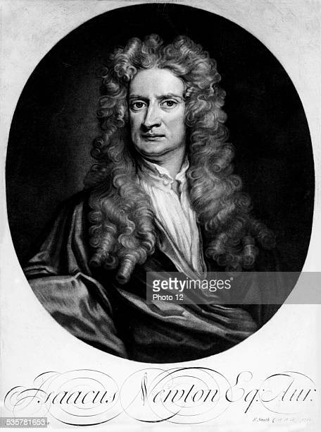Isaac Newton by G Kneller 17th LondresNational Portrait Gallery