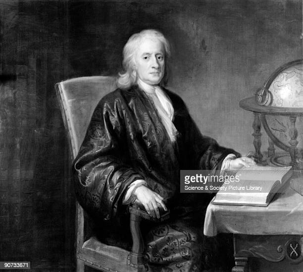 Isaac Newton graduated from Trinity College Cambridge in 1665 becoming Lucasian Professor of Mathematics there in 1669 His theories published in his...