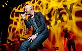 Isaac Slade of The Fray peforms at Bridgestone Arena on July 10 2015 in Nashville Tennessee