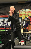 Isaac Slade of The Fray performs during 955 WPLJ's Scott Todd 22nd Annual Holiday Broadcast at Blythedale Children's Hospital on December 20 2013 in...
