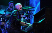 Isaac Slade of The Fray performs onstage during the Amnesty International Concert presented by the CBGB Festival at Barclays Center on February 5...