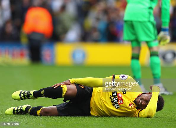 Image result for No return date yet for injured Isaac Success – Watford