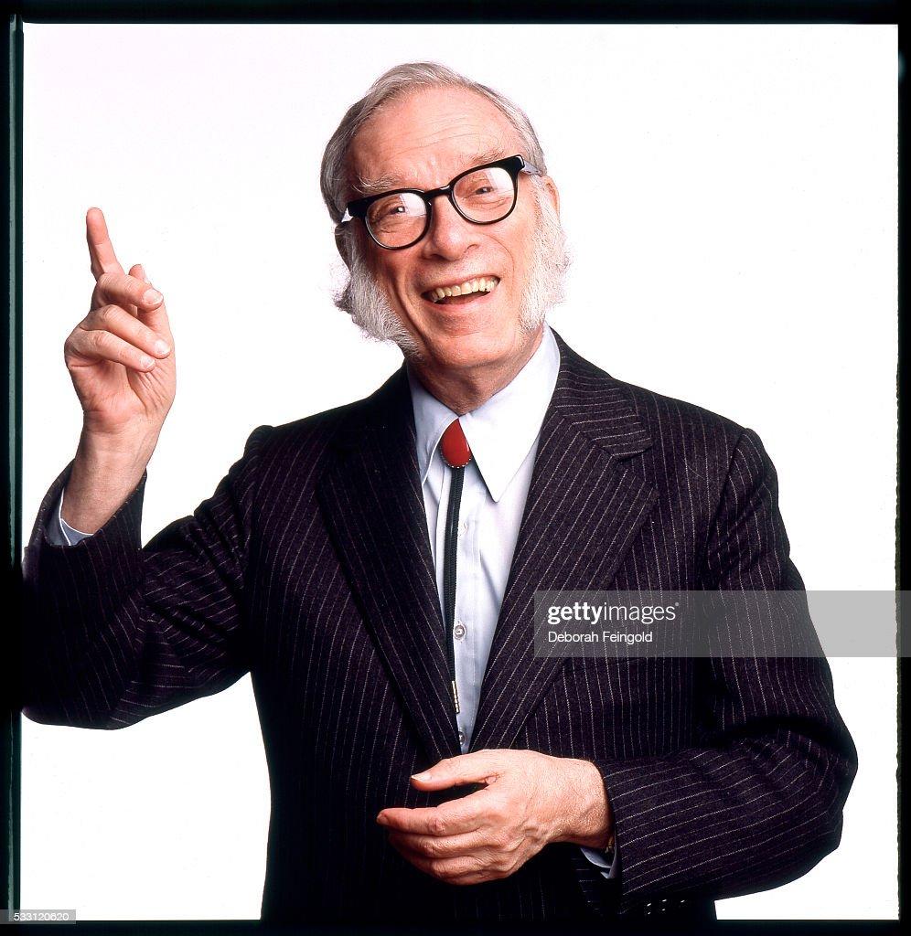 Isaak Asimov