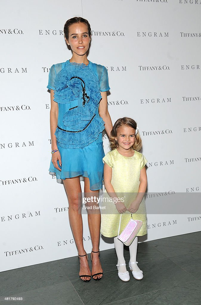 Isabel Lucas and Julia Faletti attends the 'ENGRAM' screening at Museum of Modern Art on March 31, 2014 in New York City.