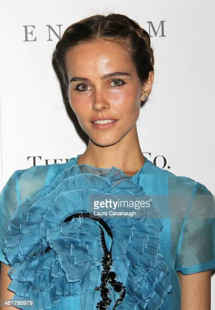 Isabel Lucas attends the 'Engram' screening at the Celeste Bartos Theater at the Museum of Modern Art on March 31 2014 in New York City