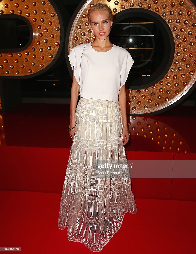 <a gi-track='captionPersonalityLinkClicked' href=/galleries/search?phrase=Isabel+Lucas&family=editorial&specificpeople=242957 ng-click='$event.stopPropagation()'>Isabel Lucas</a> attends the launch of Emporium Melbourne on August 20, 2014 in Melbourne, Australia.