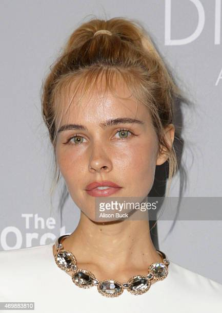 Isabel Lucas attends the Premiere Of The Orchard's 'DIOR I' Arrivals at LACMA on April 15 2015 in Los Angeles California