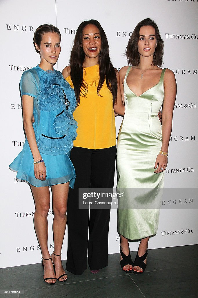 <a gi-track='captionPersonalityLinkClicked' href=/galleries/search?phrase=Isabel+Lucas&family=editorial&specificpeople=242957 ng-click='$event.stopPropagation()'>Isabel Lucas</a>, Maggie Betts and <a gi-track='captionPersonalityLinkClicked' href=/galleries/search?phrase=Sophie+Auster&family=editorial&specificpeople=2098020 ng-click='$event.stopPropagation()'>Sophie Auster</a> attend the 'Engram' screening at the Celeste Bartos Theater at the Museum of Modern Art on March 31, 2014 in New York City.