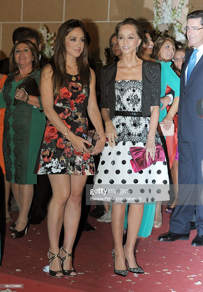 Maria colonques and andres benet 39 s wedding in villareal for Tamara falco preysler