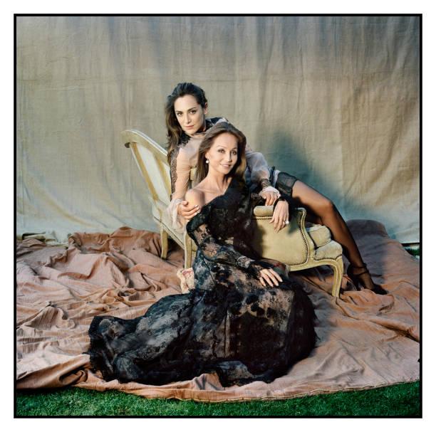 Isabel preysler and tamara falco vanity fair spain for Tamara falco preysler