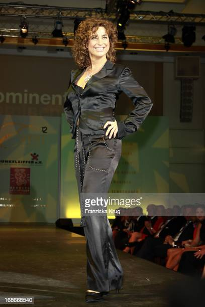 Isabel Varell at The Event Prominent fashion show at the Grand Elysée in Hamburg