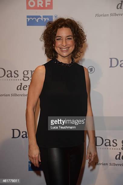 Isabel Varell attend 'Das grosse Fest der Besten' at Velodrom on January 10 2014 in Berlin Germany