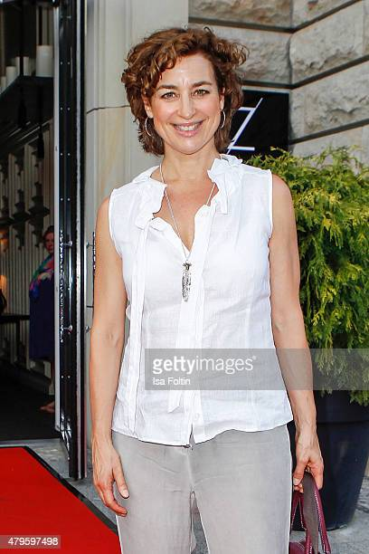 Isabel Varell attends the Wanawake Ladies Dinner at Hotel Zoo on July 05 2015 in Berlin Germany