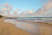 Isabela island main beach - Galápagos