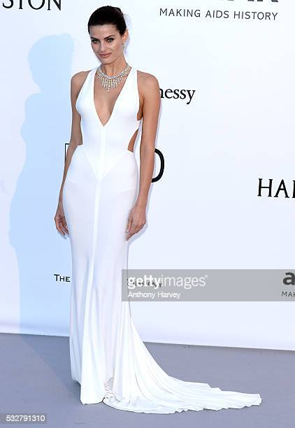 Isabeli Fontana attends the amfAR's 23rd Cinema Against AIDS Gala at Hotel du CapEdenRoc on May 19 2016 in Cap d'Antibes France
