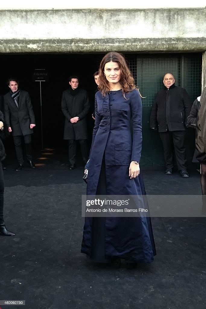 Dior Homme : Outside Arrivals   - Paris Fashion Week - Menswear F/W 2015-2016