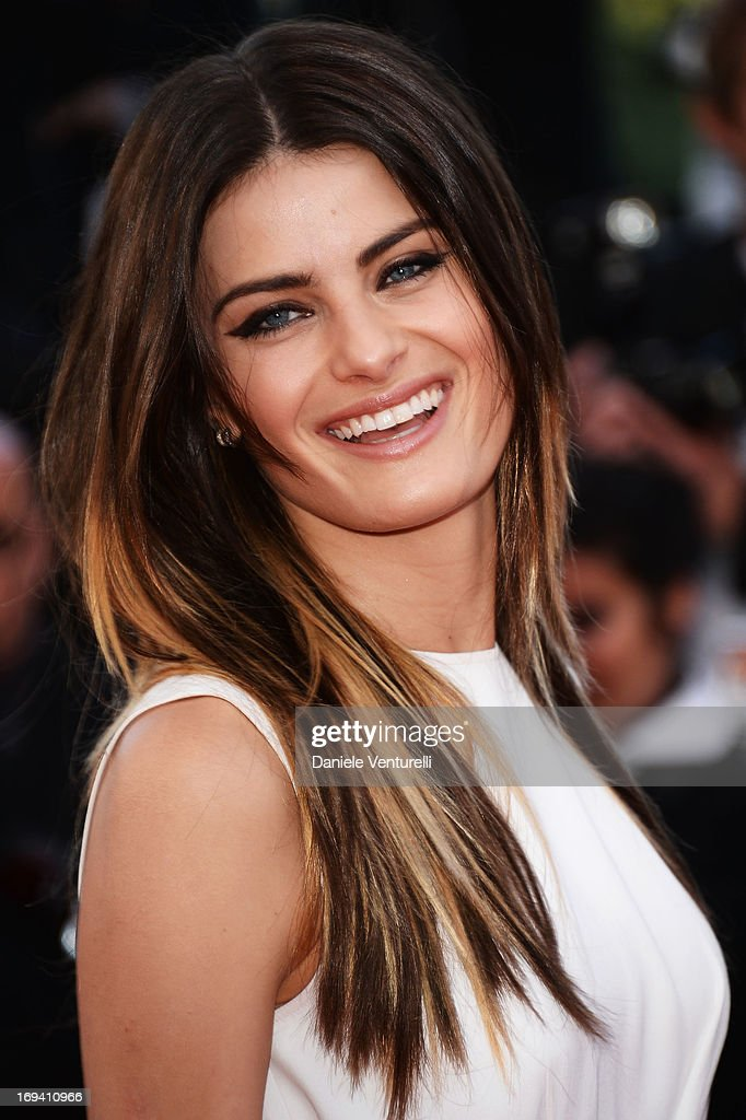 Isabeli Fontana attends the Premiere of 'The Immigrant' at The 66th Annual Cannes Film Festival at Palais des Festivals on May 24, 2013 in Cannes, France.