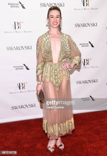Isabella Boylston attends the American Ballet Theatre Spring 2017 Gala at The Metropolitan Opera House on May 22 2017 in New York City