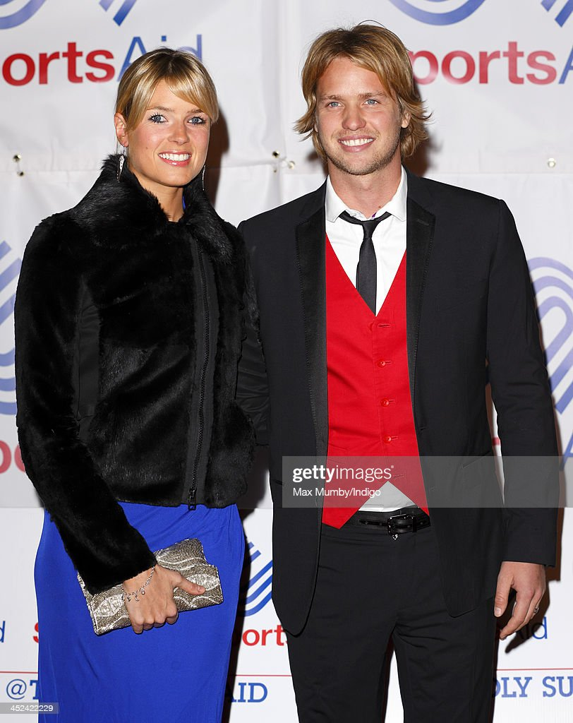 Isabella Calthorpe and <a gi-track='captionPersonalityLinkClicked' href=/galleries/search?phrase=Sam+Branson&family=editorial&specificpeople=233730 ng-click='$event.stopPropagation()'>Sam Branson</a> attend the SportsBall, SportsAid's annual gala dinner at Victoria Embankment Gardens on November 28, 2013 in London, England.
