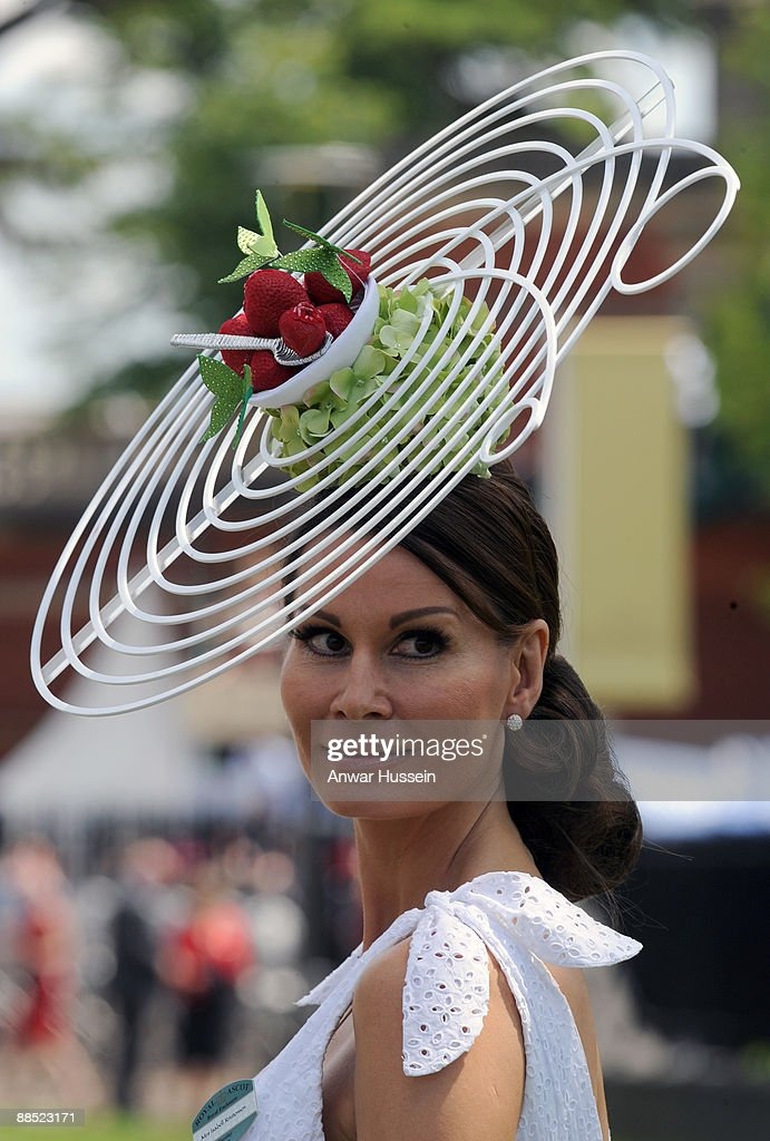 Isabella Christensen attends the first day of Royal Ascot on June 16, 2009 in Ascot, England.