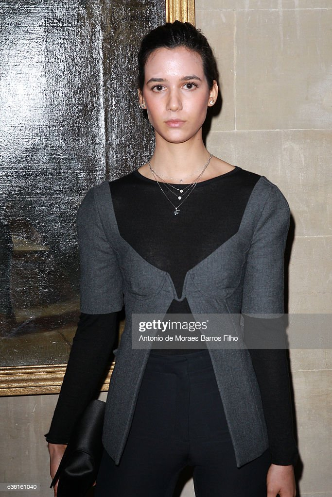 Isabella Gullo attends Christian Dior showcases its spring summer 2017 cruise collection at Blenheim Palace on May 31, 2016 in Woodstock, England.