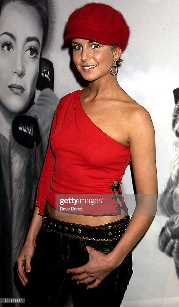 Isabella Hervey, 'The Banger Sisters' Movie Premiere Held At The Warner West End, Then The Party At Jewel In Picadilly, London