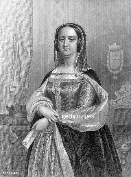 Isabella I Queen of Castile 14741504 She was married to and joint sovereign with Ferdinand of Aragon thus uniting the two kingdoms She encouraged...