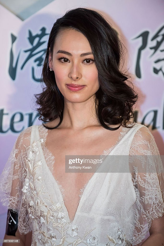Isabella Leong attends the Grand Opening during the 39th Hong Kong International Film Festival at Hong Kong Convention and Exhibition Centre on March 23, 2015 in Hong Kong, Hong Kong.