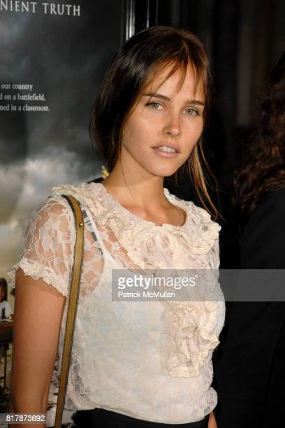 Isabella Lucas attends Waiting For 'Superman' Premiere at Paramount Theatre on September 20 2010 in Hollywood California