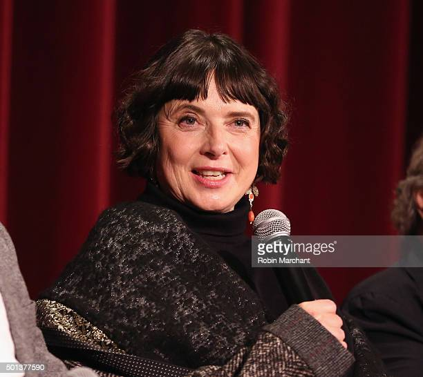 Isabella Rossellini attends The Academy Of Motion Picture Arts And Sciences Hosts An Official Academy Screening Of JOY on December 14 2015 in New...
