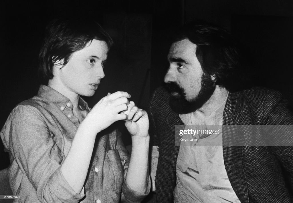 Isabella Rossellini with her husband, film director Martin Scorsese, September 1979.