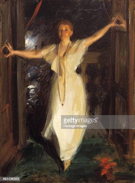 Isabella Stewart Gardner in Venice 1894 Found in the collection of the Isabella Stewart Gardner Museum Boston