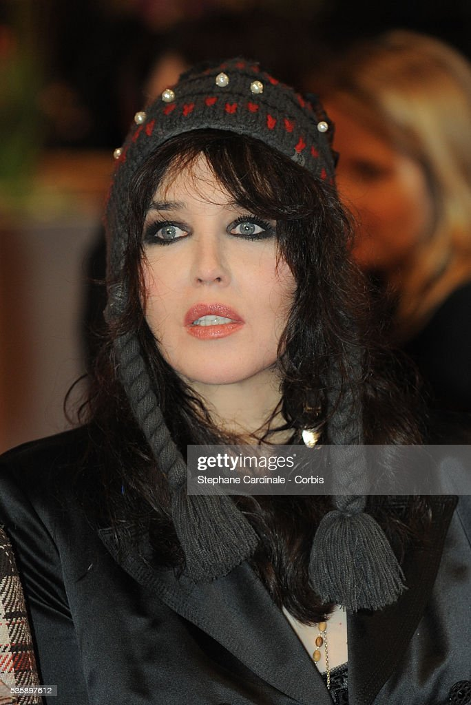 Isabelle Adjani attends the 'Mammuth' Premiere during the 60th Berlin International Film Festival.