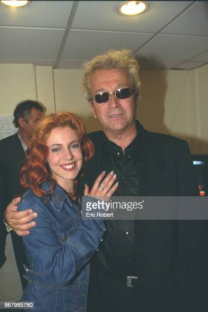 Isabelle Boulay and Luc Plamondon