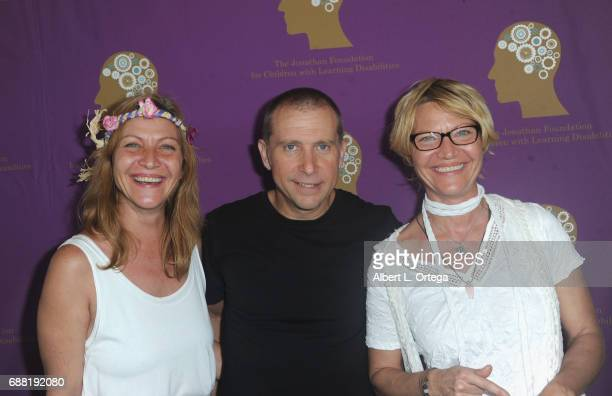 Isabelle Cott Brian Florian and Corinna Cott of Cousin Kate at The Jonathan Foundation Presents The 2017 Spring Fundraising Event To Benefit Children...
